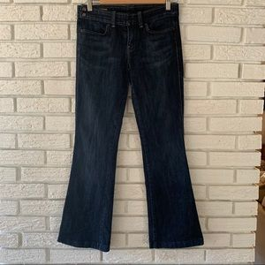 Citizens of Humanity Maxine Low Rise Flare Jean 27